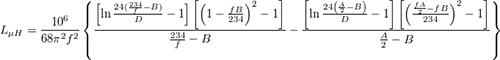 Original formula from QST Sept, 1974.