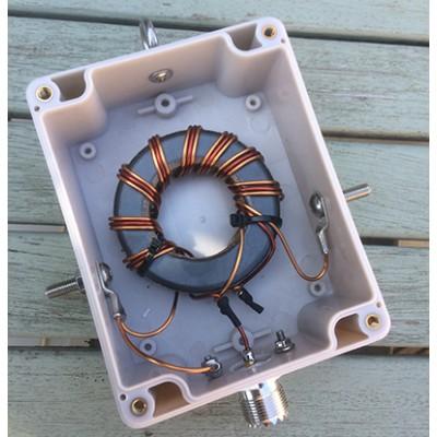 9:1 impedance transformer UNUN 600 Watts