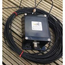 Mono Band 17 meters  HWEF  300 watts