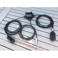Triple Bazooka Antenna 27 Mhz DXer