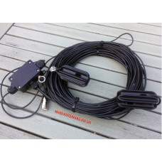 40 m Band Delta Loop DX antenna for 7.000 MHz