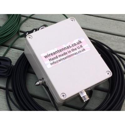 4:1 impedance transformer UNUN  1 Kw PEP