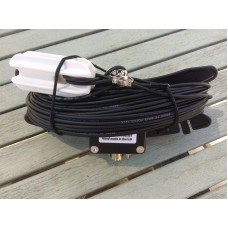 40 m - 10 meter band HWEF antenna for 7.000 MHz to 30.000 MHz  300 Watts  Mobile