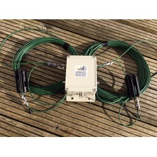 Windom Multi Band Antenna 80 - 10 meters with Kevlar radials