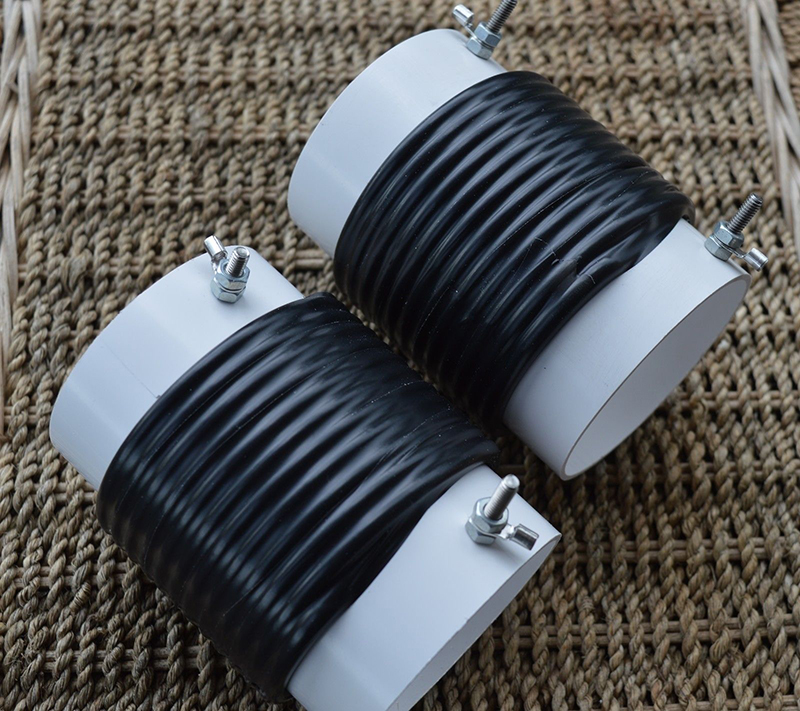 HF Wire Trap Dipole for HF 80 - 160 meters Amateur radio