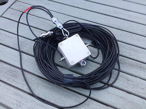 HOA End Fed HF Wire Antenna Amateur Radio Bands